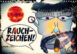 Rauchzeichen (Wandkalender 2021 DIN A4 quer) von Sean Kaiser,  Daniel
