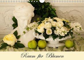 Raum für Blumen (Wandkalender 2018 DIN A4 quer) von Meyer,  Simone