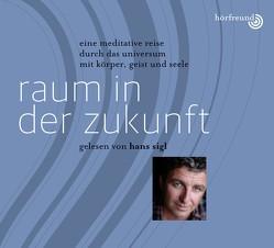 Raum in der Zukunft: Gelesen von Hans Sigl von Pablo,  Hagemeyer, Sigl,  Hans