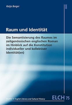 Raum und Identität von Berger,  Katja