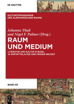 Raum und Medium von Palmer,  Nigel F., Thali,  Johanna