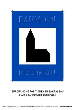 Raum und Religion von Nitschke,  Marcus