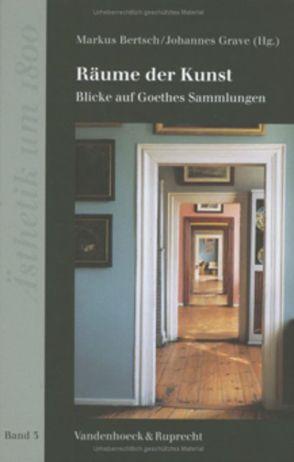 Räume der Kunst von Bertsch,  Markus, Grave,  Johannes