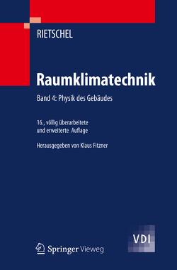 Raumklimatechnik von Fitzner,  Klaus