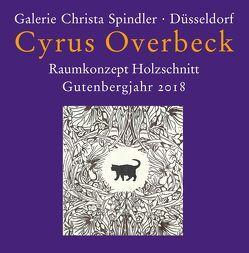 Raumkonzept Holzschnitt von Overbeck,  Cyrus
