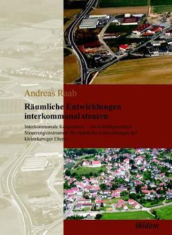 Räumliche Entwicklungen interkommunal steuern von Raab,  Andreas