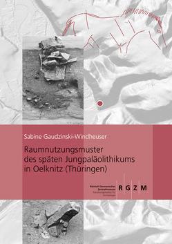 Raumnutzungsmuster des späten Jungpaläolithikums in Oelknitz (Thüringen) von Gaudzinski-Windheuser,  Sabine