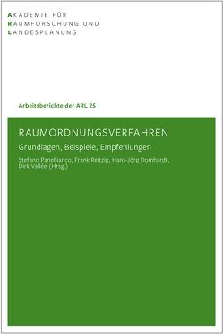 Raumordnungsverfahren von Domhardt,  Hans-Jörg, Panebianco,  Stefano, Reitzig,  Frank, Vallée,  Dirk