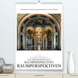 RaumperspektivenAT-Version (Premium, hochwertiger DIN A2 Wandkalender 2021, Kunstdruck in Hochglanz) von Bartek,  Alexander