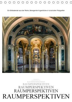 RaumperspektivenAT-Version (Tischkalender 2021 DIN A5 hoch) von Bartek,  Alexander