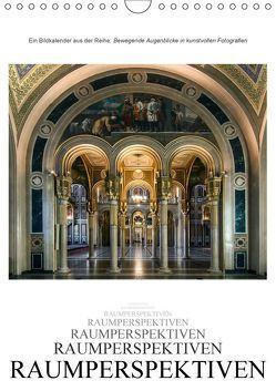 RaumperspektivenAT-Version (Wandkalender 2018 DIN A4 hoch) von Bartek,  Alexander