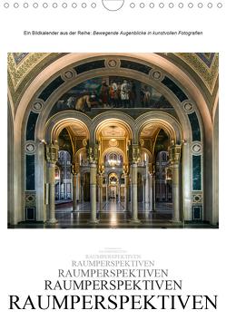RaumperspektivenAT-Version (Wandkalender 2020 DIN A4 hoch) von Bartek,  Alexander