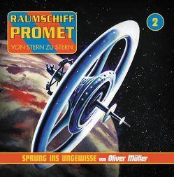 Raumschiff Promet 03 von Müller,  Oliver, Winter,  Markus