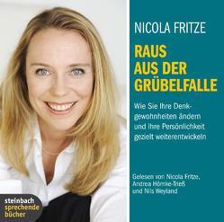 Raus aus der Grübelfalle von Fritze,  Nicola, Hörnke-Triess,  Andrea, Weyland,  Nils