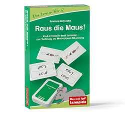 Raus die Maus! von Galonska,  Susanne