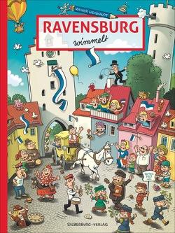 Ravensburg wimmelt von Weishaupt,  Rainer