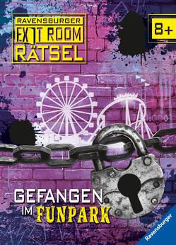Ravensburger Exit Room Rätsel: Gefangen im Funpark von Lohr,  Stefan, Löwenberg,  Ute, Richter,  Martine