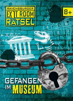 Ravensburger Exit Room Rätsel: Gefangen im Museum von Lohr,  Stefan, Richter,  Martine