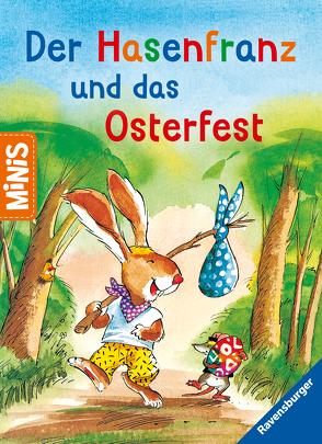 Ravensburger Minis: Der Hasenfranz und das Osternest von Gider,  Iskender, Scheffler,  Ursel