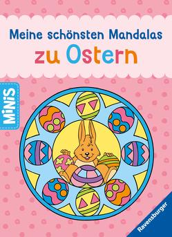 Ravensburger Minis: Meine schönsten Mandalas zu Ostern von Lohr,  Stefan