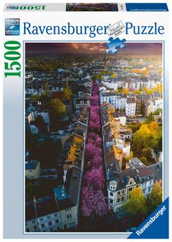 Ravensburger Puzzle – Blühendes Bonn – 1500 Teile