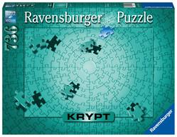 Ravensburger Puzzle – Krypt Metallic Mint – Krypt Puzzle 736 Teile