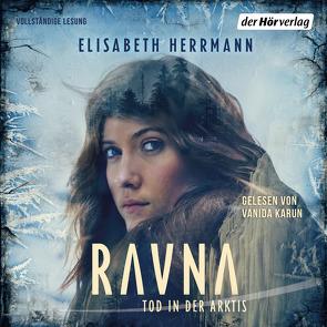 Ravna – Tod in der Arktis von Herrmann,  Elisabeth, Karun,  Vanida
