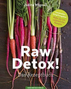 Raw Detox! von Wignall,  Judita