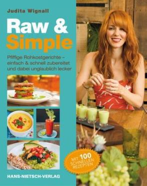 Raw & Simple von Wignall,  Judita
