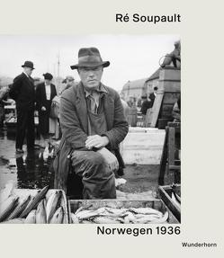 Ré Soupault – Norwegen 1936 von Metzner,  Manfred, Soupault,  19, 80