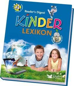 Reader's Digest Kinderlexikon von Beuschel-Menze,  Hertha, Grimm,  Helga und Ingbert, Menze,  Frohmut, Wiebel,  Dr. Klaus Hartmut