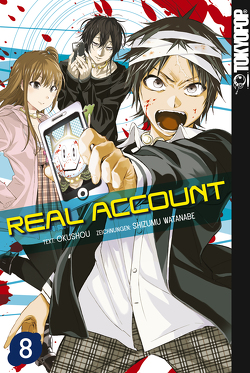 Real Account 08 von Watanabe,  Shizumu
