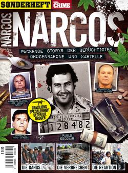 Real Crime Sonderheft: NARCOS von Buss,  Oliver