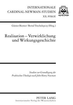 Realisation – Verwirklichung und Wirkungsgeschichte von Biemer,  Günter, Trocholepczy,  Bernd