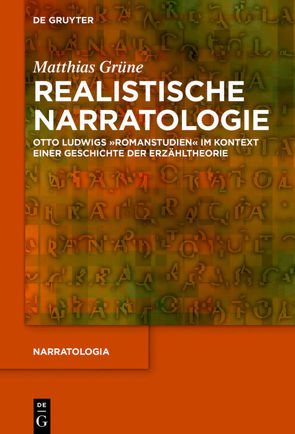 Realistische Narratologie von Grüne,  Matthias