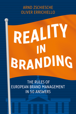 Reality in Branding von Errichiello,  Oliver, Zschiesche,  Dr. Arnd
