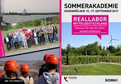 Reallabor Mitteldeutschland – Chancen für den Strukturwandel entdecken