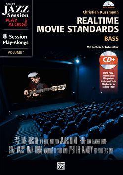 Realtime Movie Standards / Realtime Movie Standards – Bass von Kussmann,  Christian