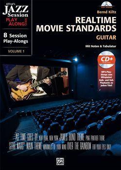 Realtime Movie Standards / Realtime Movie Standards – Guitar von Kiltz,  Bernd