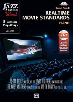 Realtime Movie Standards / Realtime Movie Standards – Piano von Prandl,  Daniel
