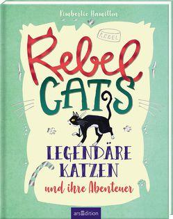 Rebel Cats von Hamilton,  Kimberlie, Harms-Nicolai,  Marianne