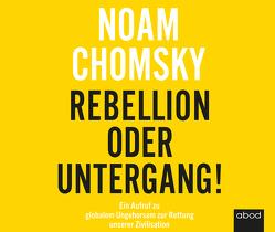 Rebellion oder Untergang! von Chomsky,  Noam, Pappenberger,  Sebastian
