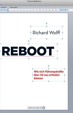 Reboot von Wolff,  Richard