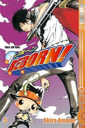 Reborn! 05 von Amano,  Akira