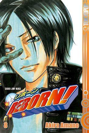 Reborn! 08 von Amano,  Akira