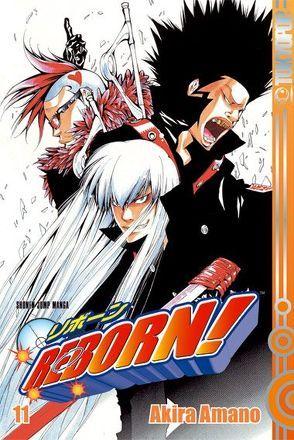 Reborn! 11 von Amano,  Akira
