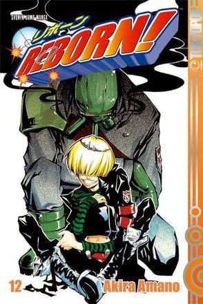 Reborn! 12 von Amano,  Akira