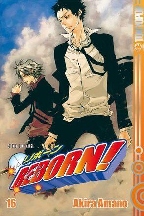 Reborn! 16 von Amano,  Akira
