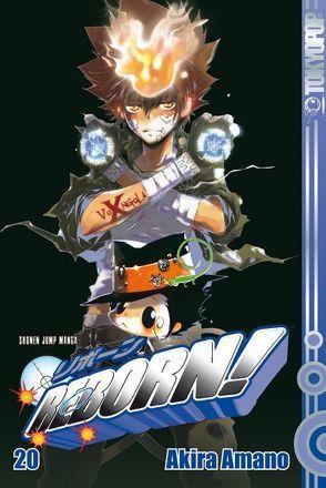 Reborn! 20 von Amano,  Akira