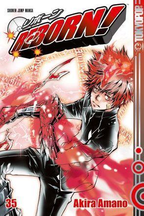 Reborn! 35 von Amano,  Akira